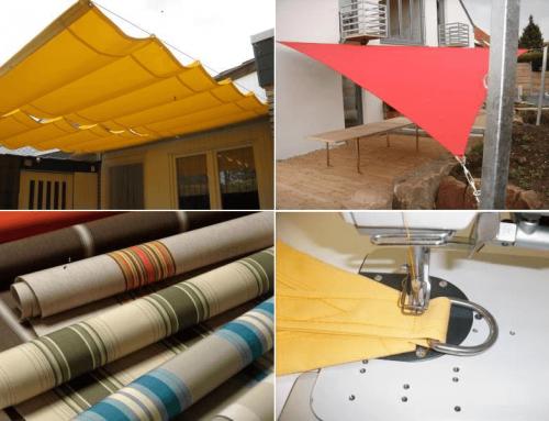 Eine schöne Markisenstoff Welt – Regenschutz und Sonnenschutz aus Markisenstoff